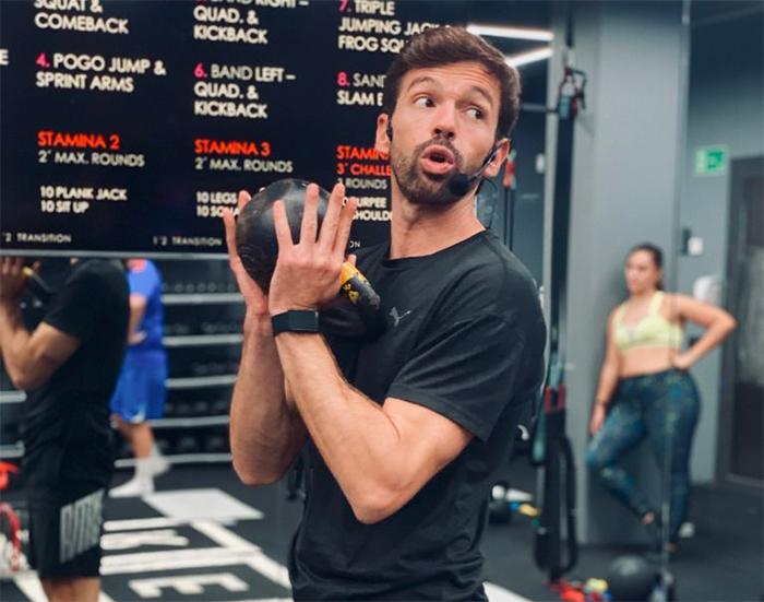 SQUARE Fitness Studio 100% libre de Covid
